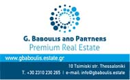 G.Baboulis and Partners real estate
